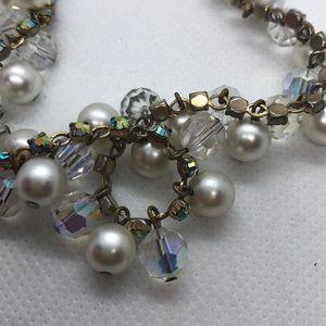 Vintage Jewelry - VTG Elegant Sparkling Classy Necklace